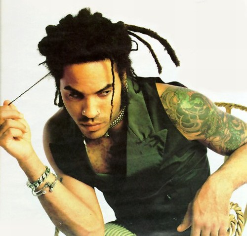Lenny Kravitz free piano sheets